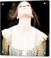 Goddess Of The Moon Acrylic Print