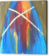 God's Colors Acrylic Print