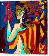 Gods Of Dream Acrylic Print