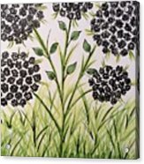 God's Only Me Wildflower  Acrylic Print