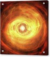 Godseye Galaxy Acrylic Print