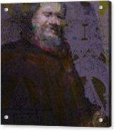 Goerge Bahgory Acrylic Print