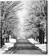 Going Home For The Holidays  Acrylic Print