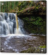 Goit Stock Waterfall Acrylic Print