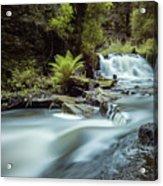 Goitstock Mill Waterfall  Acrylic Print