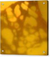 Gold Leaf 5 Acrylic Print