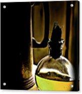 Gold Spirits Acrylic Print