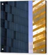 Gold Standard Df Acrylic Print