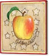 Golden Delicious Two Acrylic Print