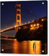 Golden Gate Bridge 1 Acrylic Print
