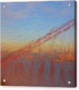 Golden Gate Bridge II Acrylic Print
