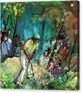 Golf Madness 03 Acrylic Print