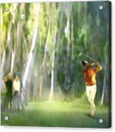 Golf Trophee Hassan II In Royal Golf Dar Es Salam Morocco 01 Acrylic Print