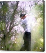 Golf Trophee Hassan II In Royal Golf Dar Es Salam Morocco 05 Acrylic Print