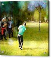 Golf Vivendi Trophy In France 02 Acrylic Print