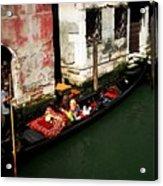 Gondola Acrylic Print