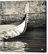 Gondola Wall Acrylic Print