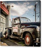 Goober's Tow Truck Acrylic Print
