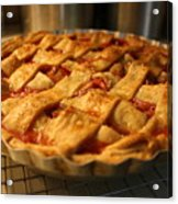 Good Day For Pie Acrylic Print