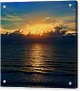 Good Day New Day Acrylic Print