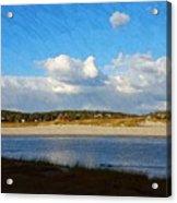 Good Harbor Serenity Acrylic Print