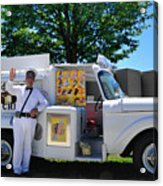 Good Humor Man Acrylic Print