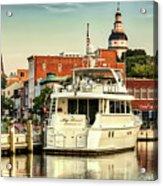 Good Morning Annapolis Acrylic Print