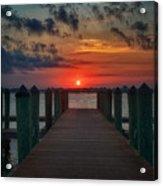 Good Morning Fort Myers Acrylic Print