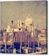 Good Morning Venice Acrylic Print