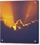 Good Night Sunshine Acrylic Print