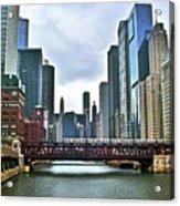 Good Old Chicago Acrylic Print
