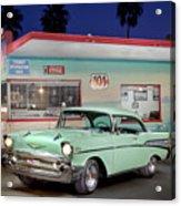Good Ole Days Acrylic Print
