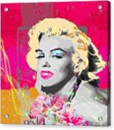 Goodbye Norma Jean  Acrylic Print
