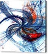 Goodbye Sky Acrylic Print