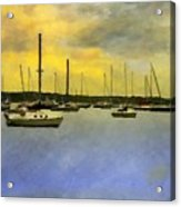 Goodnight, Nantucket Acrylic Print