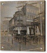 Goody Glovers Irish Pub - Boston Acrylic Print