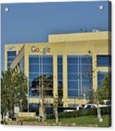 Google Orange County Acrylic Print