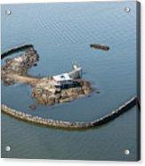 Goose Island Close Acrylic Print