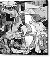 Gop Guernica Acrylic Print
