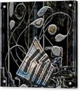 Gordian Harp Acrylic Print