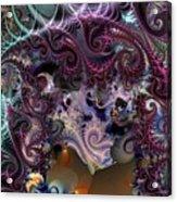Gorgeous Pastels Acrylic Print