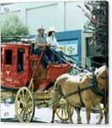 Goshen Parade 1980-2 Acrylic Print