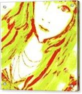 Goshikku Gyaru Acrylic Print