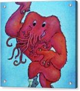 Gossamer's Mythos Acrylic Print