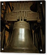 Gothic Bell Acrylic Print