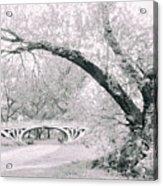 Gothic Bridge 28 Acrylic Print