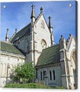 Gothic Chapel, Indianapolis, Indiana Acrylic Print