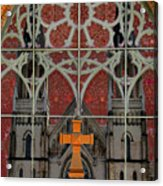 Gothic Church 2 Acrylic Print