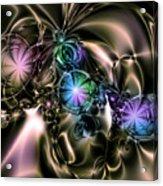 Gothic V. Acrylic Print