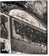 Gothica Acrylic Print